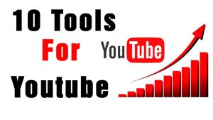 tools to grow your youtube channel