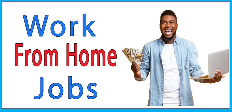 work form home jobs