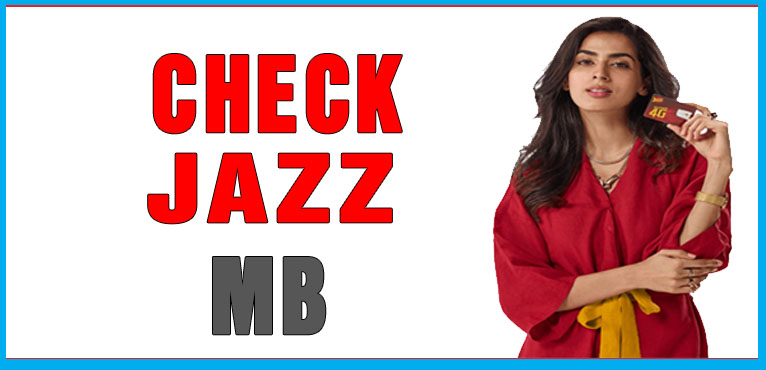 Check Remaining Jazz MBs